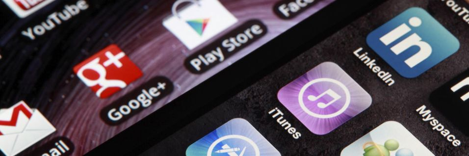KOMMENTAR: – Lag appene til både Android og iOS