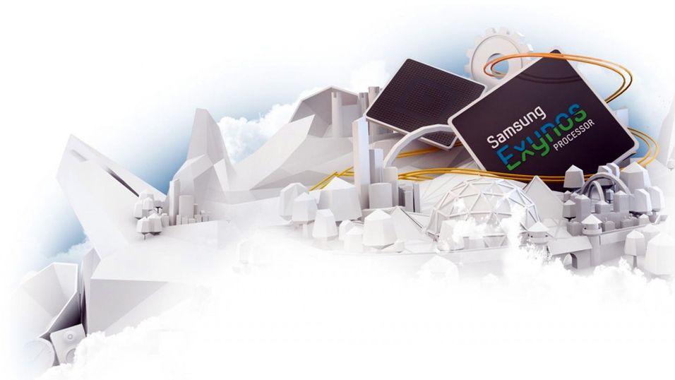 Samsung med 8-kjerner neste år