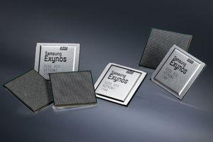 Samsung Exynos 5 Dual.