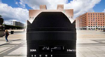 Sigma 8 - 16mm F4.5-5-6 DC HSM Vid, videre, videst