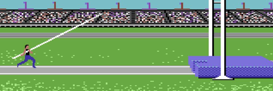 Husker du Summer Games?