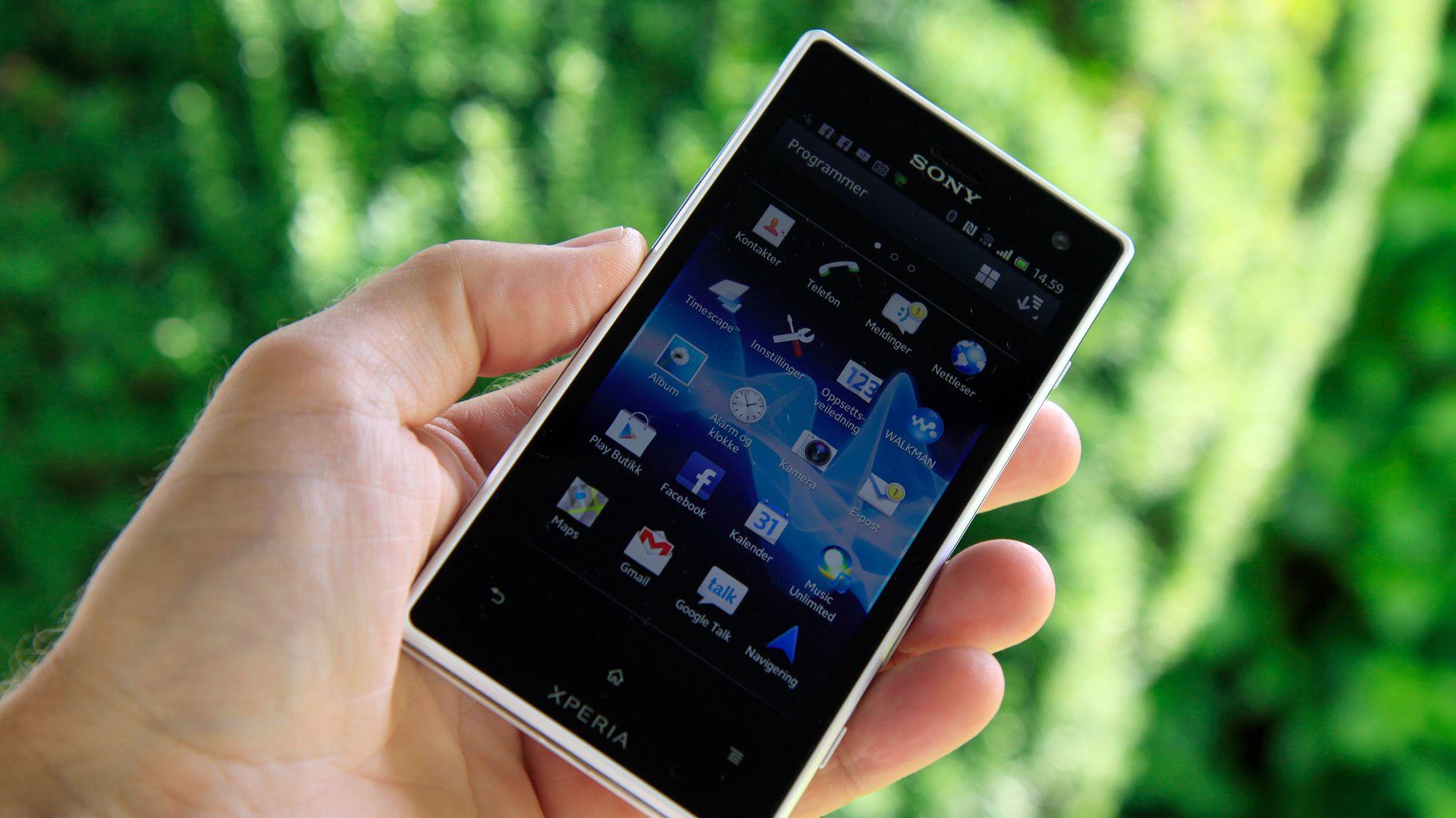 TEST: Sony Xperia Acro S - Konklusjon - Tek.no