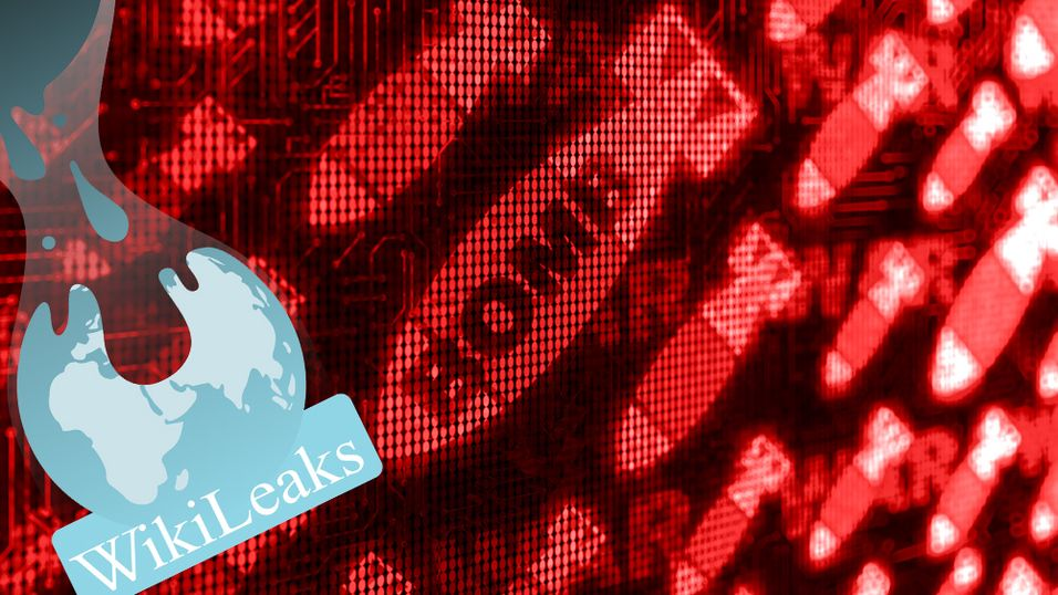 WikiLeaks under hardt angrep