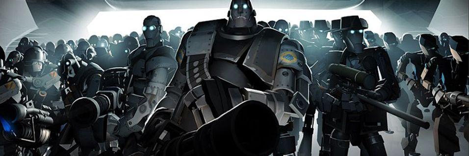 Team Fortress 2 får samarbeidsspill