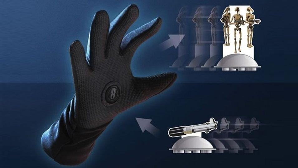 Okei, så gjør kanskje ikke hanskene deg i stand til å foreta tanketriks og de mest spektakulære jediknepene.