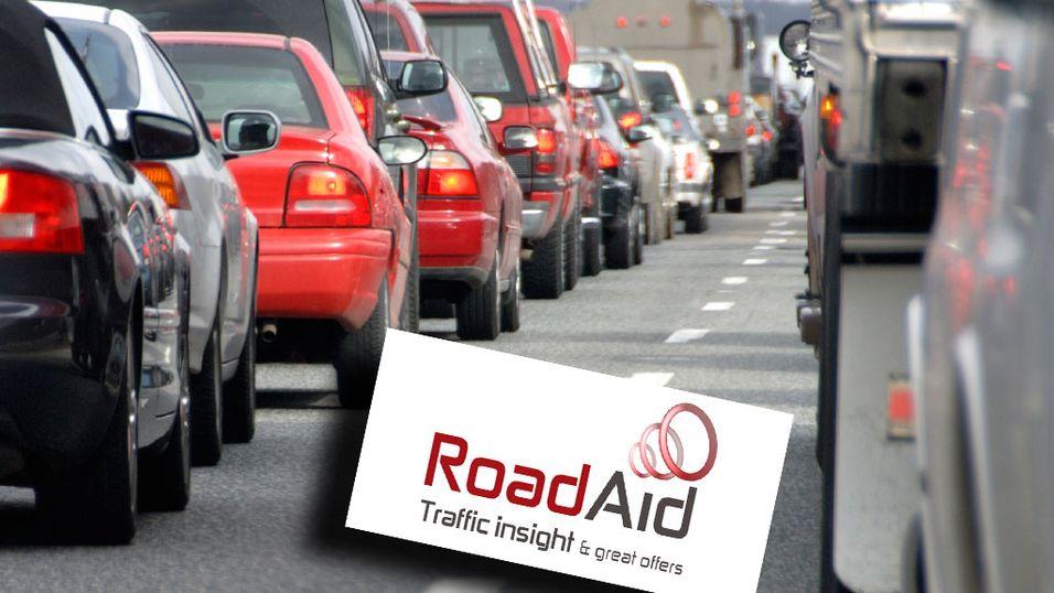 Unngå køen med RoadAid