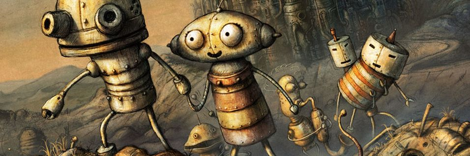 Machinarium til PS3 neste måned