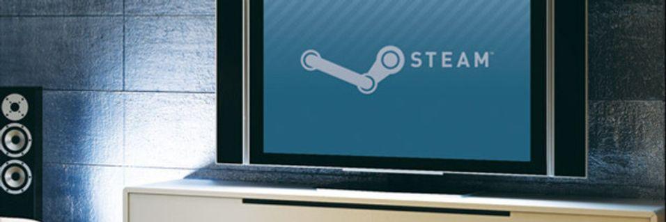 I høst får du Steam på TV-en