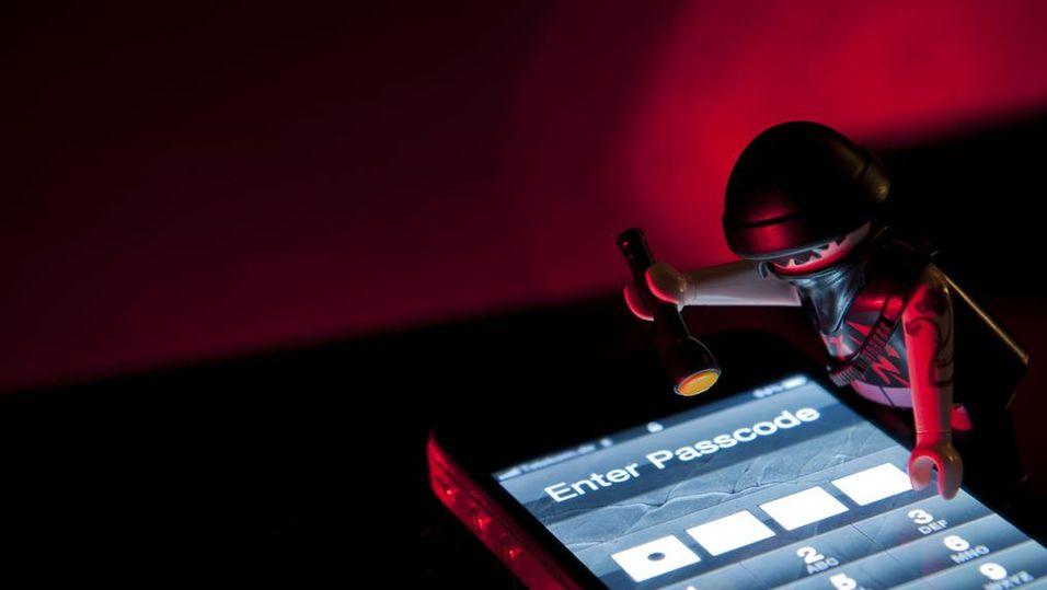 iPhone er den perfekte skurkemobilen