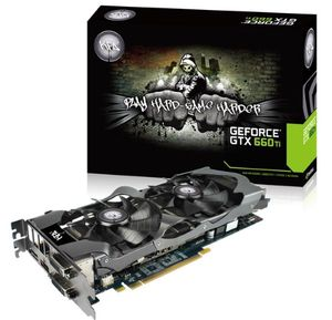 KFA2 GeForce GTX 660 Ti OC 2GB