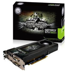 KFA2 GeForce GTX 660Ti 2GB