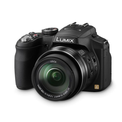 Panasonic Lumix DMC-FZ200.