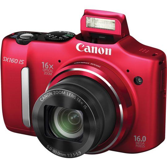 Canon PowerShot SX160 IS.