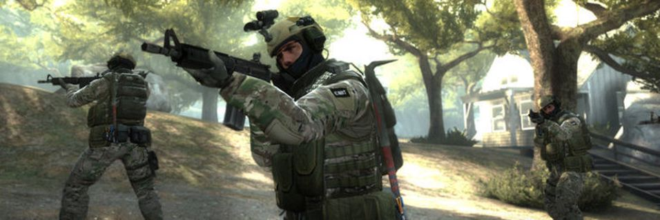 Counter-Strike: GO er lansert