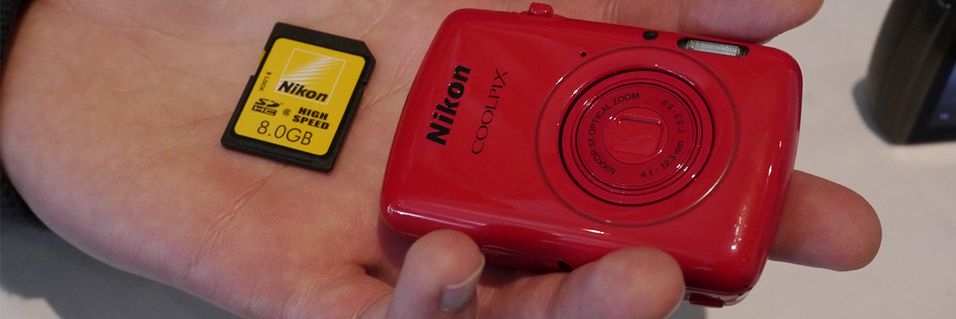 SNIKTITT: Vi har sett nærmere på de nye Nikon-kompaktene
