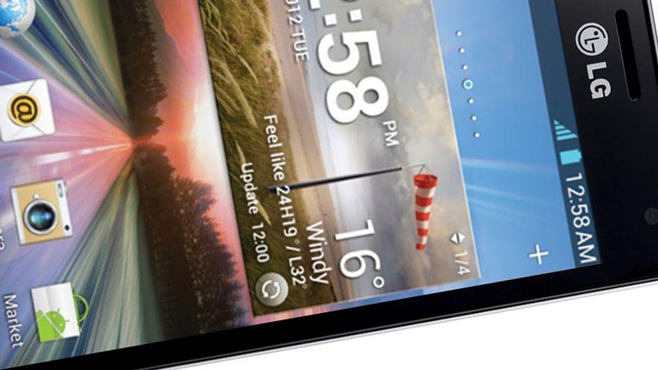 LG Optimus G kan bli markedets kraftigste mobil