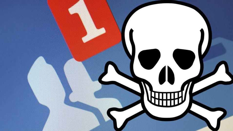 Et nytt mulig virus skal visstnok sende og godta venneforespørsler uten brukernes samtykke.