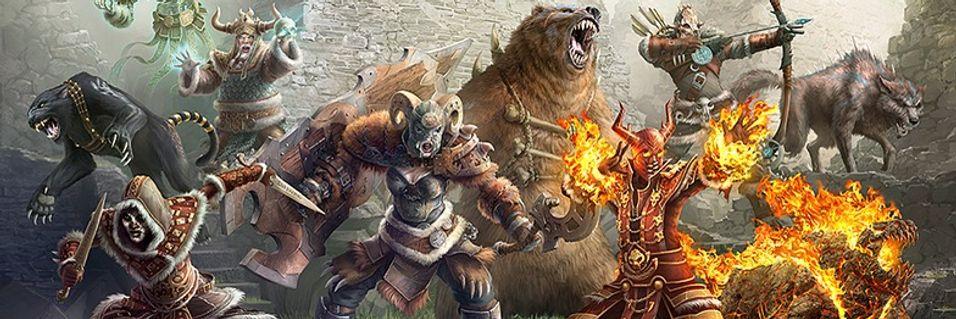 Fantasy-kamp i Forge