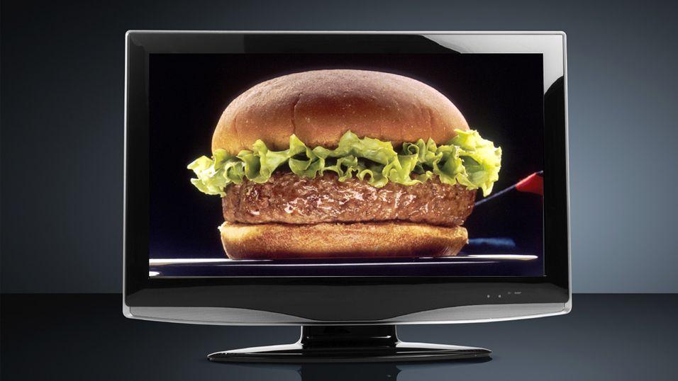 I framtiden kan du kanskje rope «McDonald's!» for å bli kvitt reklamen.