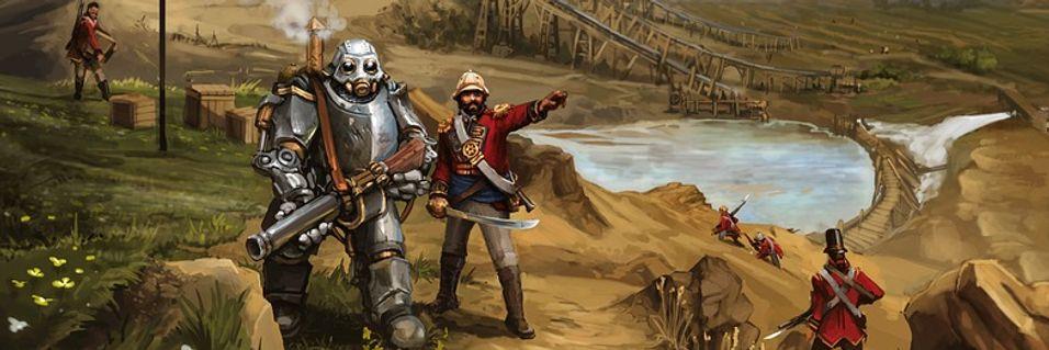 Bygg din egen steampunk-koloni