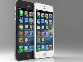 Slik ser designbyrået Blackpool Creative for seg at den nye iPhone-modellen kan komme til å se ut, basert på de siste ryktene. .