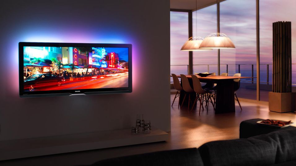 Philips dreper Cinema 21:9