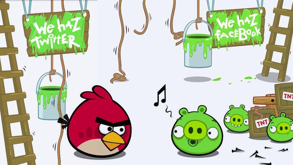 Nytt Angry Birds på vei?