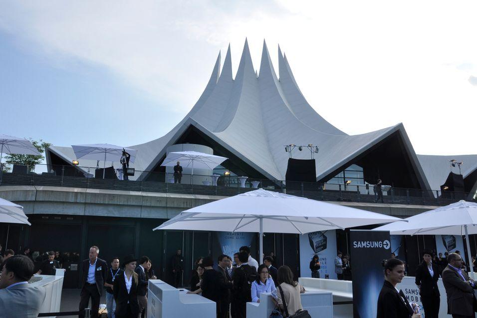 Samsung Unpacked i Berlin.