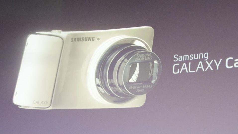 Android-kamera fra Samsung
