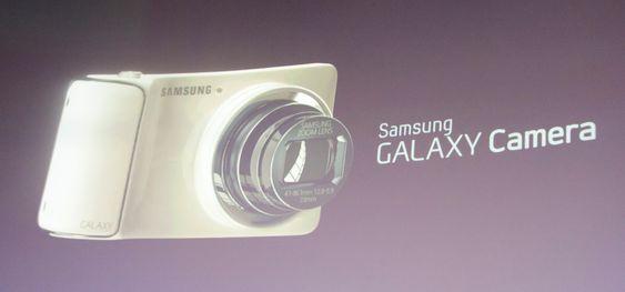 Galaxy Camera.