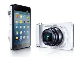 Samsung Galaxy Camera har samme operativsystem og menyer som mobilen din.