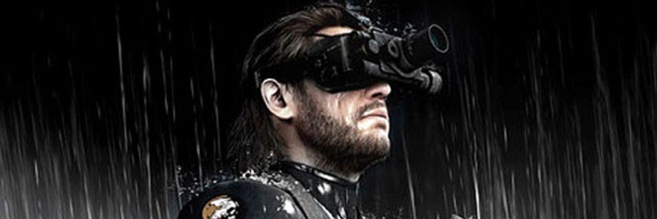Nytt Metal Gear Solid avslørt