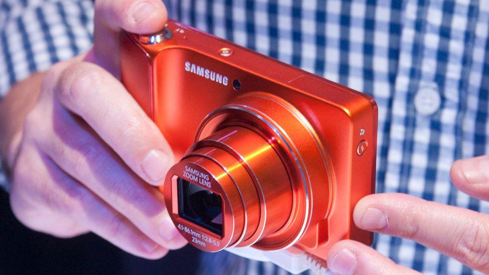 SNIKTITT: 3G og Android i et kamera