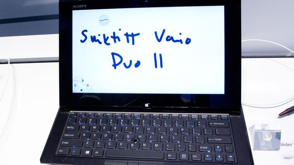 SNIKTITT: En perfekt Windows 8-opplevelse