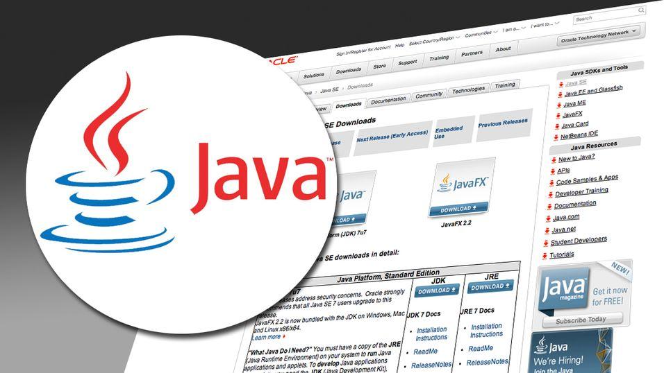 – Vi må fikse Java