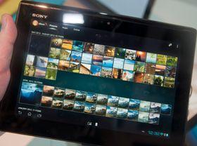 Sony har laget sin egen galleriapp.