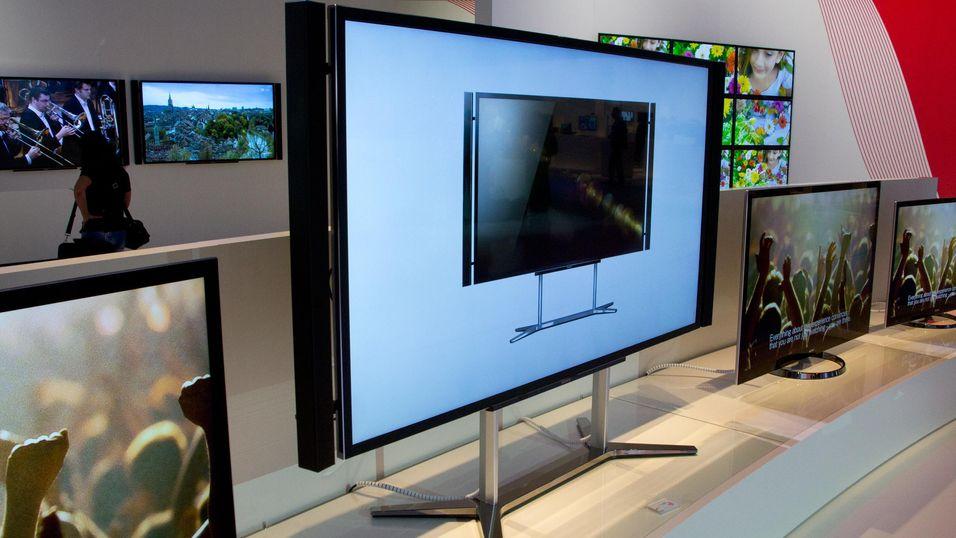 SNIKTITT: Slik er Sonys 4K-TV