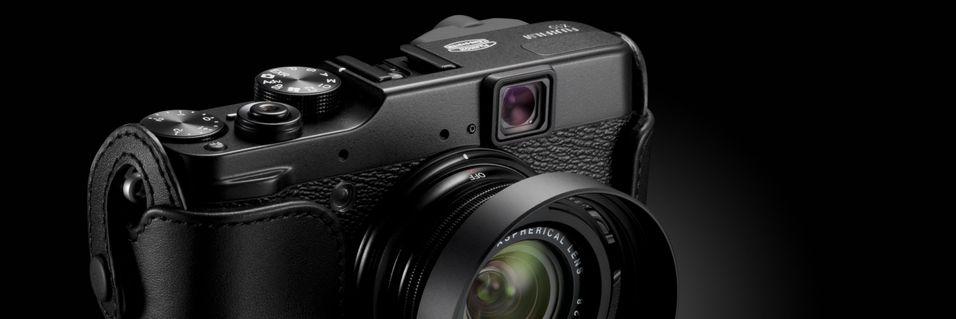 ANBEFALING: De beste av de mest avanserte kompaktkameraene