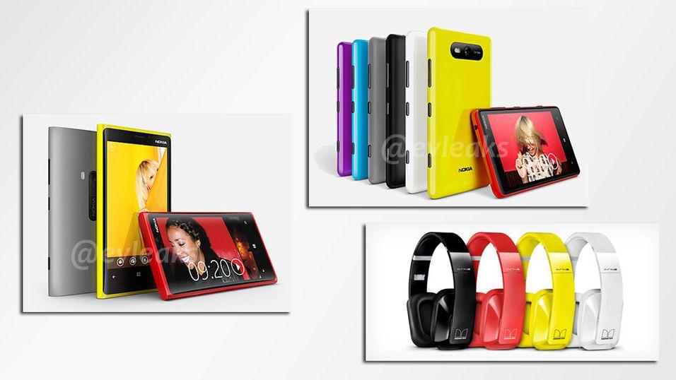 Dette kan være de nye Nokia-mobilene