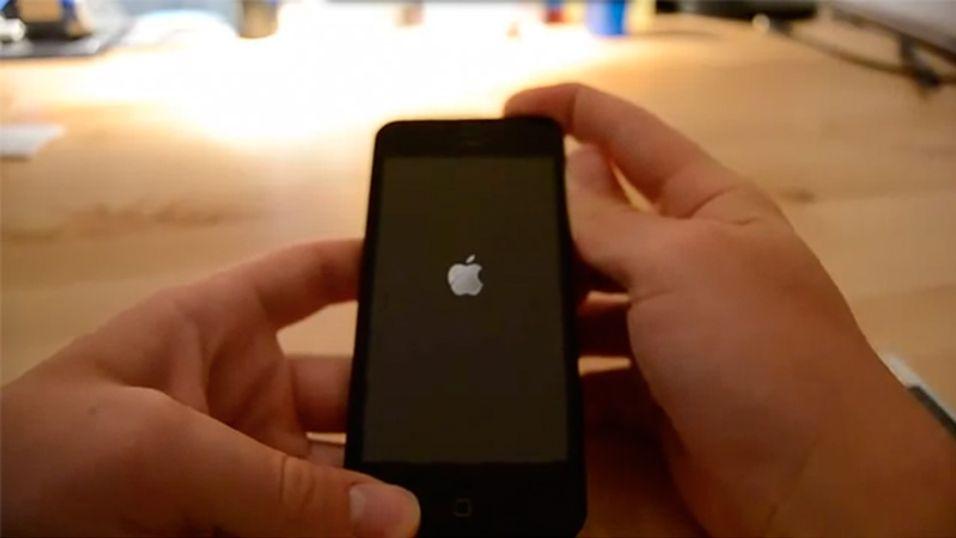 Er dette en iPhone 5?