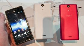 Sony Xperia V er vanntett og støtter de norske 4G-frekvensene.