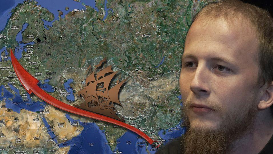 Nå blir han deportert til Sverige