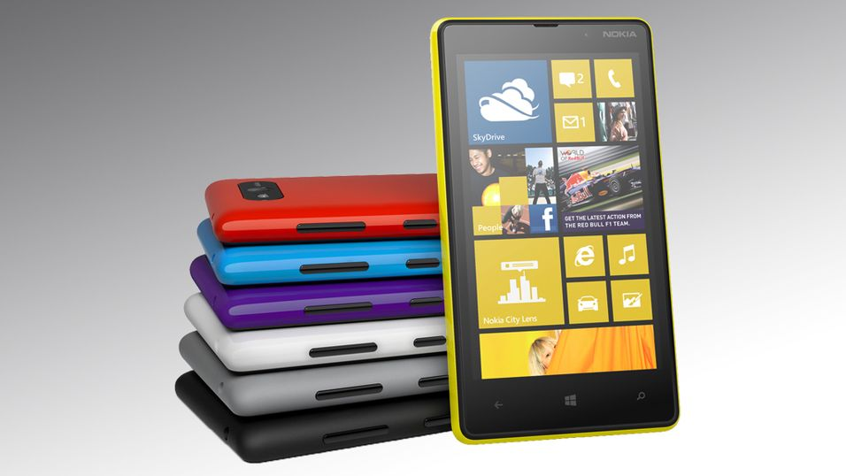 Dette er Nokia Lumia 820