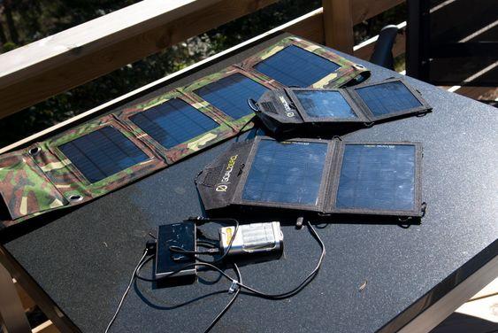 Mobile-versjonen (øverst til høyre) er klart mindre enn de andre i testen.