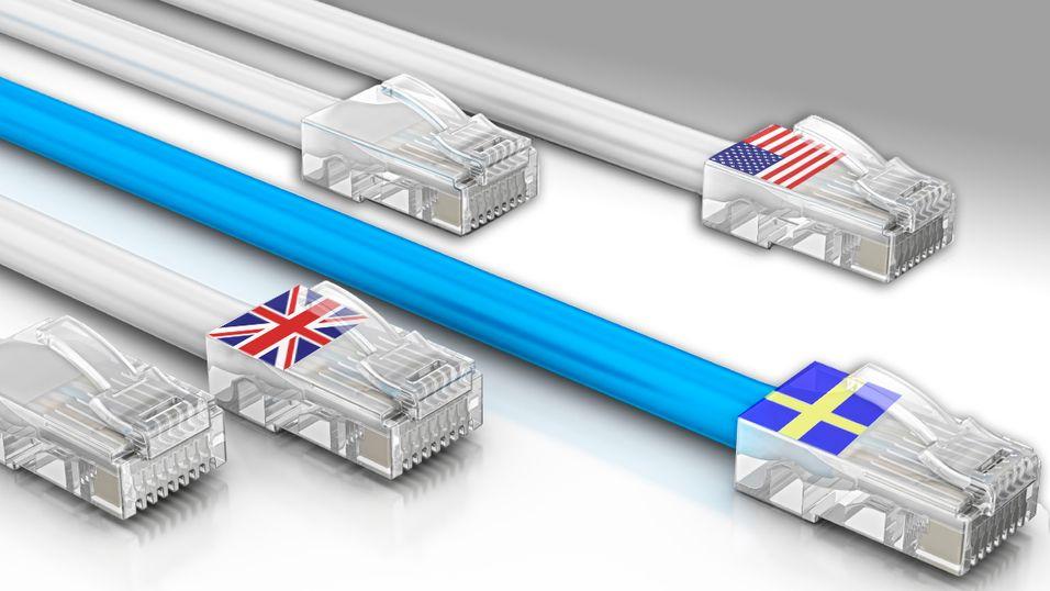 Sverige kommer best ut i målingen, tett etterfulgt av USA og Storbritannia.