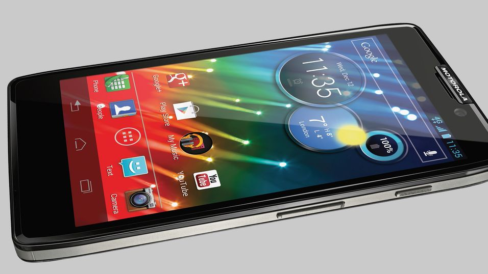 Motorola Razr får HD-skjerm