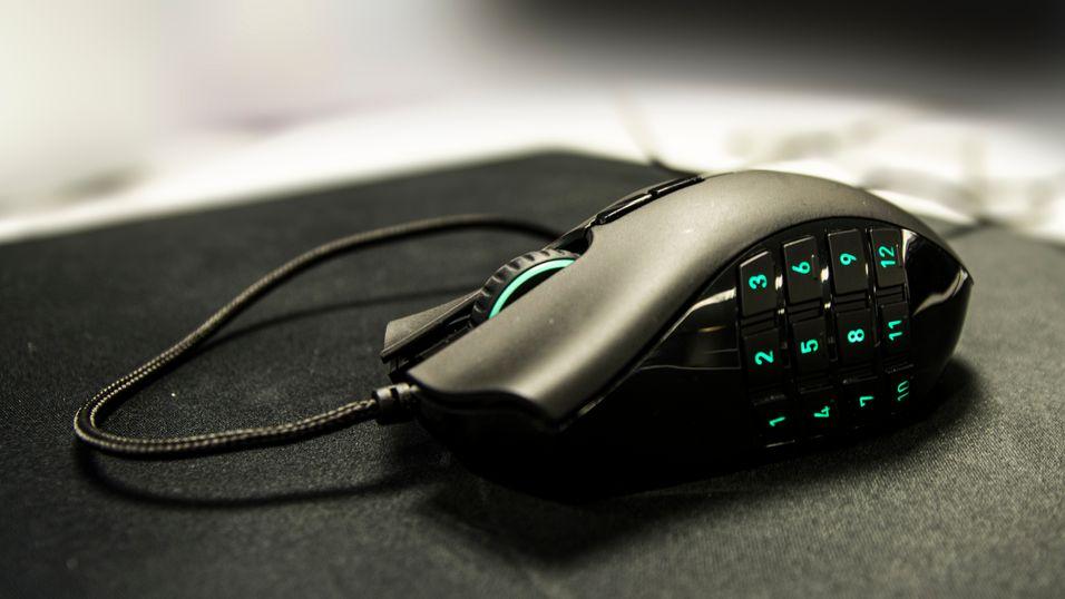 Razer Naga 2012-Edition