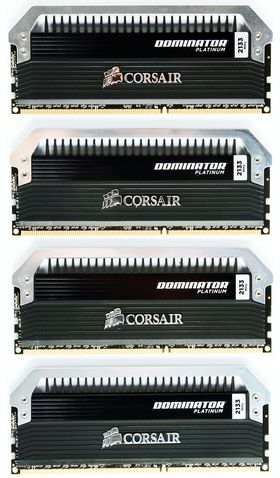 Corsair Dominator Platinum - CMD16GX3M4A2133C9.
