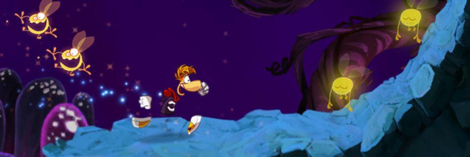 Rayman: Jungle Run annonsert