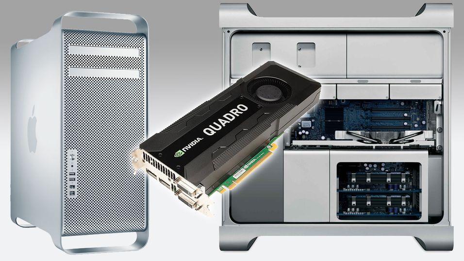 Quadro K5000 har mye fint å tilby Mac-brukere, men prislappen er rimelig stiv.